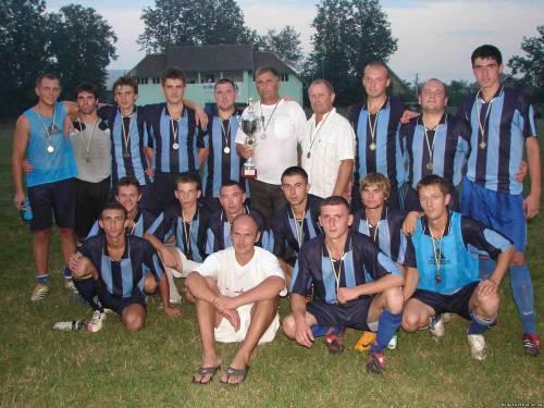 Кубка 2010 карпати старі богородчани